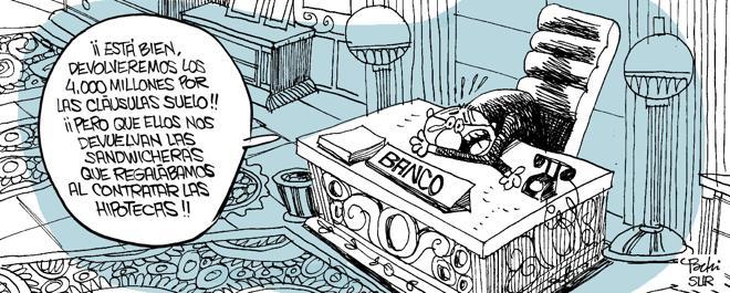 los bancos se resisten