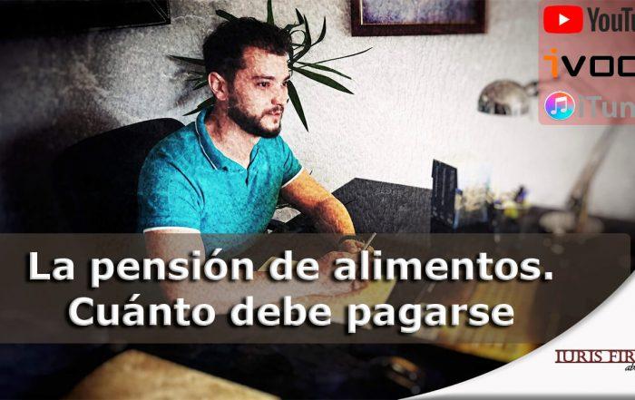 Importe de pensión web