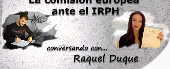 La comisión europea ante el IRPH