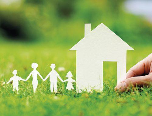 Un tercero en la familia. ¿Qué pasa con la vivienda?