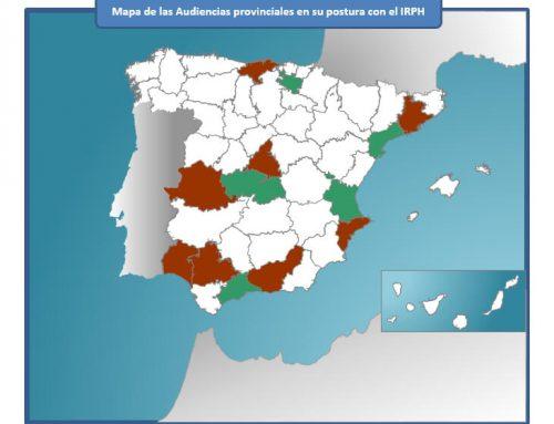 Las Audiencias Provinciales en el culebrón del IRPH tras el TJUE