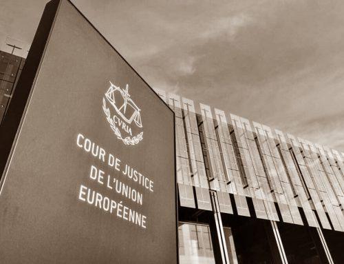 Lo que va a llegar de Europa (TJUE) sobre cláusulas abusivas